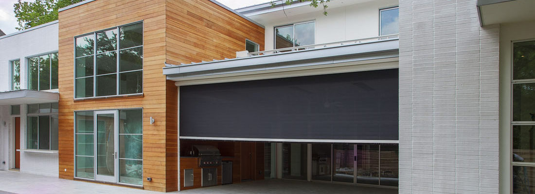 Motorized Retractable Screens Dallas TX